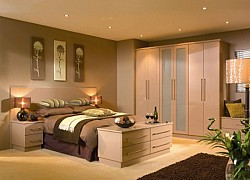 Dormitor pe comanda Cappucino