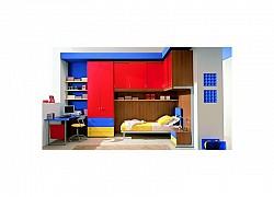Dormitor Tineret Cubic