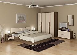 Dormitor Crem