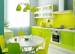 Bucatarie Green
